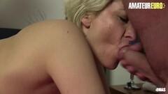 Sexy German Mature Oda Amelie Has Hot MMF Sex Thumb