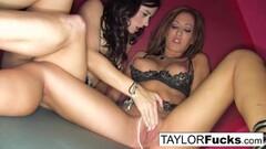 Capri Cavanni And Taylor Vixen Enjoy Sensual Lesbian Fuck Thumb