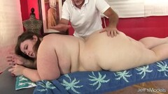 His blonde stepmom is sexy and has huge bouncing tits Thumb