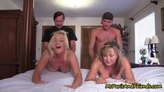 Kinky Taboo Orgy at the House Thumb