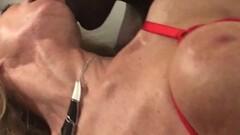 brunette anal masturbation Thumb