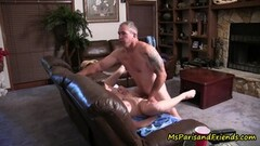 Cute Ms Paris and Her Taboo Tales-Daddy Daughter Get Caught Thumb