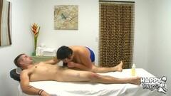 Sexy hidden camera massage bed sex Thumb