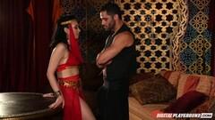 Arabian Aria Alexander hot minge pleasured beauty Thumb