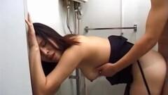 Sensual asian sucking cock Thumb