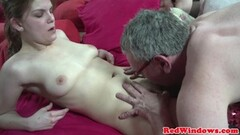Horny amateur gets her pussy eaten Thumb
