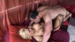 Busty Britney rammed in stockings and high heels Thumb
