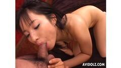 Brunette Asian getting fucked Thumb