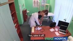 Fake Doctor fucks minx in job interview Thumb