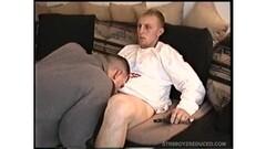 Sucking off Str8 Boy Davey Thumb