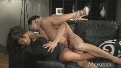 Amazing milf with big tits on cam Thumb