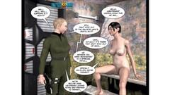 bubble butt woman fucks her husband Thumb
