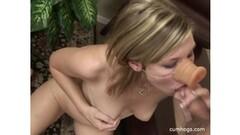 Asian mistress anal fucks tied up guy Thumb