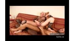 Large Boobs Spanish Milf Slurps Big Dick Of Store Owner Thumb