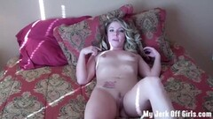 Claudia never fucked on camera - see her big day! Thumb