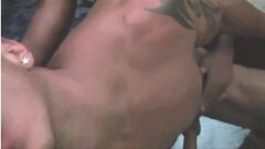 Clamped with clothespins blonde fucks machine Thumb