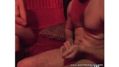 Busty Ashley Robbins outdoor dildo masturbation Thumb