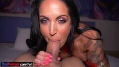 Sexy Big Tits Latina Amateur Hottie Anal Fuck Thumb