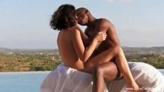Kinky Ebony Love In The Sunshine Thumb