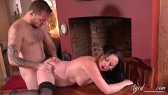 Sexy Latin Mature Hardcore Fuck and Blowjob Thumb