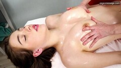 Naughty Russian Babe Massaged until Orgasms Thumb