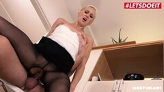 LETSDOEIT - MILF Stepmother Fucked By Horny Stepson Thumb