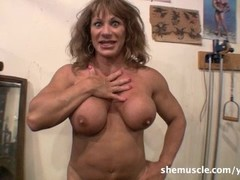 Wild Kat - SheMuscle - Crazy in the Gym Thumb