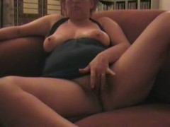 big tits housewife fucked by dildo Thumb