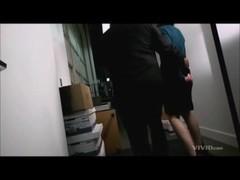Green Cardigan Sweater Sex Scene Thumb
