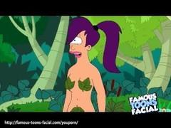 Futurama hentai porn Thumb