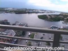 Balcony Blow Job Thumb