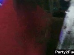 Stud gets dominated by party girls in CFNM play Thumb