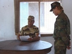 Military exam sex - Latin-Hot Thumb