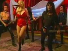 Sabrina Sabrok Big Boobs Celeb Punk Singer Thumb