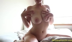 Black Hair Teen Solo Masturbation Thumb