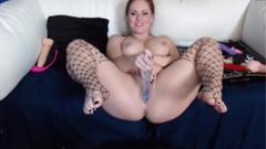 Sensual redhead pussy drilling Thumb
