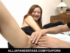 Mao sucks dong and pees before and after getting sex toys in slit - More at hotajp.com Thumb
