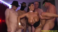 big boob sexy susi rough anal group banged Thumb