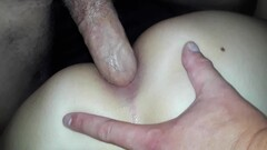 TEEN TAKES BIG DICK IN THE ASS FOR THE FIRST TIME Thumb